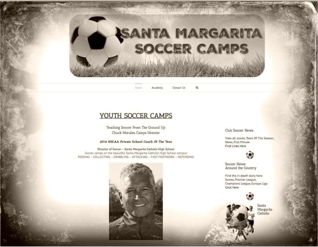 S/M Soccer Camps